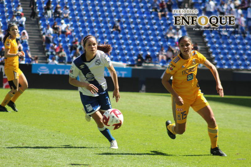 Tigres le quitó el invicto al Puebla Femenil (Video)