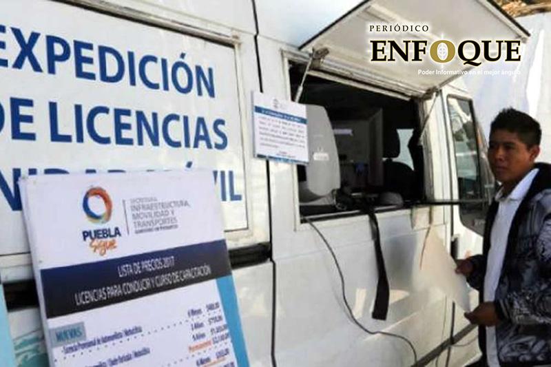 Gobierno De Puebla Acerca Trámite De La Licencia De Conducir